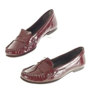 Cole Haan Womens 9.5 Shoes Nike Air Penny Loafers